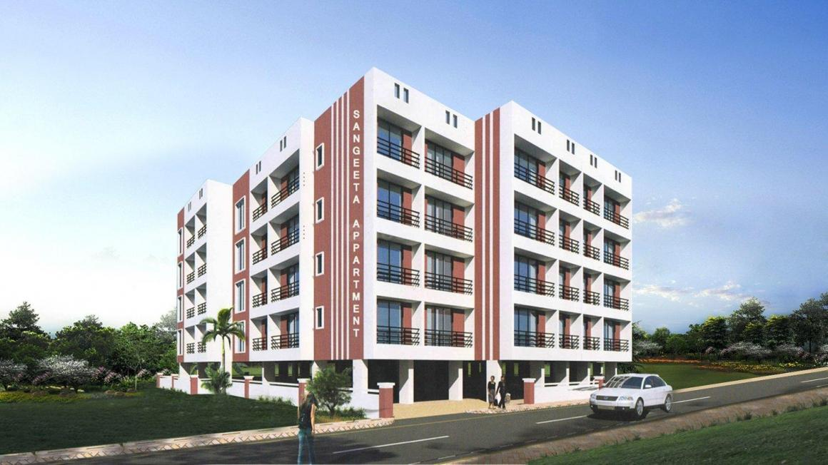 Gallery Cover Pic of Lucky Sangeeta Apartment