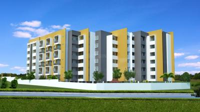 Gallery Cover Image of 1200 Sq.ft 2 BHK Apartment for buy in Nandi Forest View, Subramanyapura for 4800000