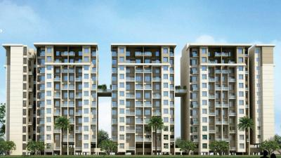 Gallery Cover Image of 700 Sq.ft 1 BHK Apartment for rent in AG Imperial Tower, Mohammed Wadi for 11000