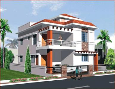 Gallery Cover Image of 3100 Sq.ft 4 BHK Villa for rent in SRR Ridge, Whisper Valley for 25000