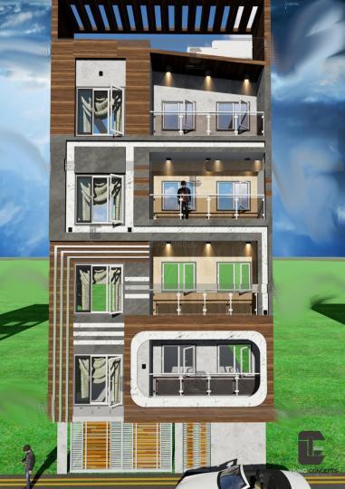 Gallery Cover Pic of Gulati Dream Home In Rohini Sec 22