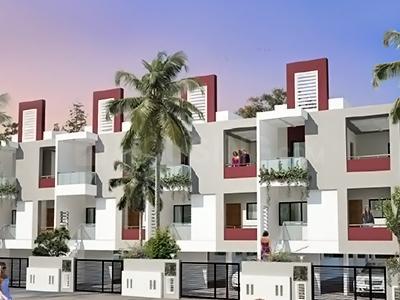 Amrut Sai Sara Row House