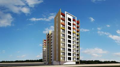 Gallery Cover Image of 1405 Sq.ft 3 BHK Apartment for buy in Siddha Xanadu Condominium, Rajarhat for 7300000