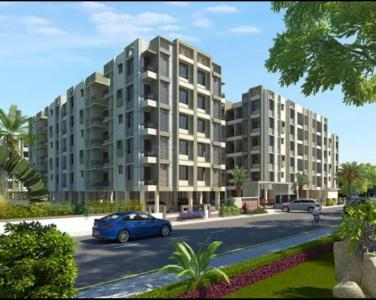 Gallery Cover Image of 720 Sq.ft 1 BHK Apartment for buy in NB Silver Pearl, Chanakyapuri for 2200000