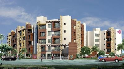 Gallery Cover Image of 991 Sq.ft 2 BHK Apartment for rent in Dugar Glo Dugar, Perumbakkam for 15000