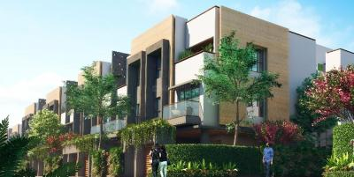 Gallery Cover Image of 1210 Sq.ft 3 BHK Independent House for buy in Wadhwa Magnolia Cluster 1, Panvel for 20500000