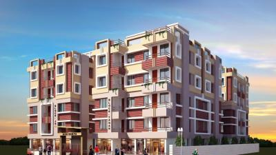 Gallery Cover Image of 985 Sq.ft 2 BHK Apartment for rent in Swapnoneer Digi Kabya, Nimta for 8000