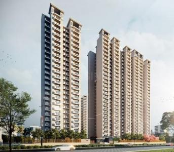 Gallery Cover Image of 1350 Sq.ft 3 BHK Apartment for buy in Express Astra Phase 1, Noida Extension for 5230000