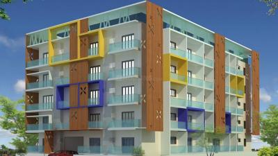 Gallery Cover Image of 1756 Sq.ft 3 BHK Apartment for buy in Fateh Perfecta Charisma, Chamrajpet for 25000000