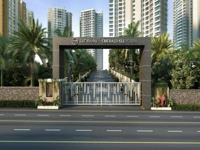 Gallery Cover Image of 1100 Sq.ft 2 BHK Apartment for buy in L And T Emerald Isle, Powai for 27000000
