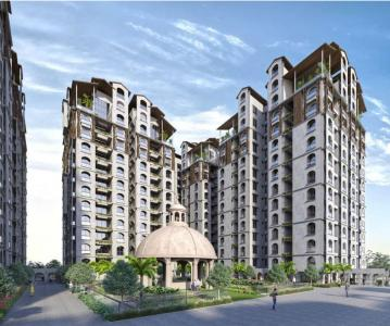 Gallery Cover Image of 1915 Sq.ft 3 BHK Apartment for buy in NK Anantaya, Vasna for 6625900
