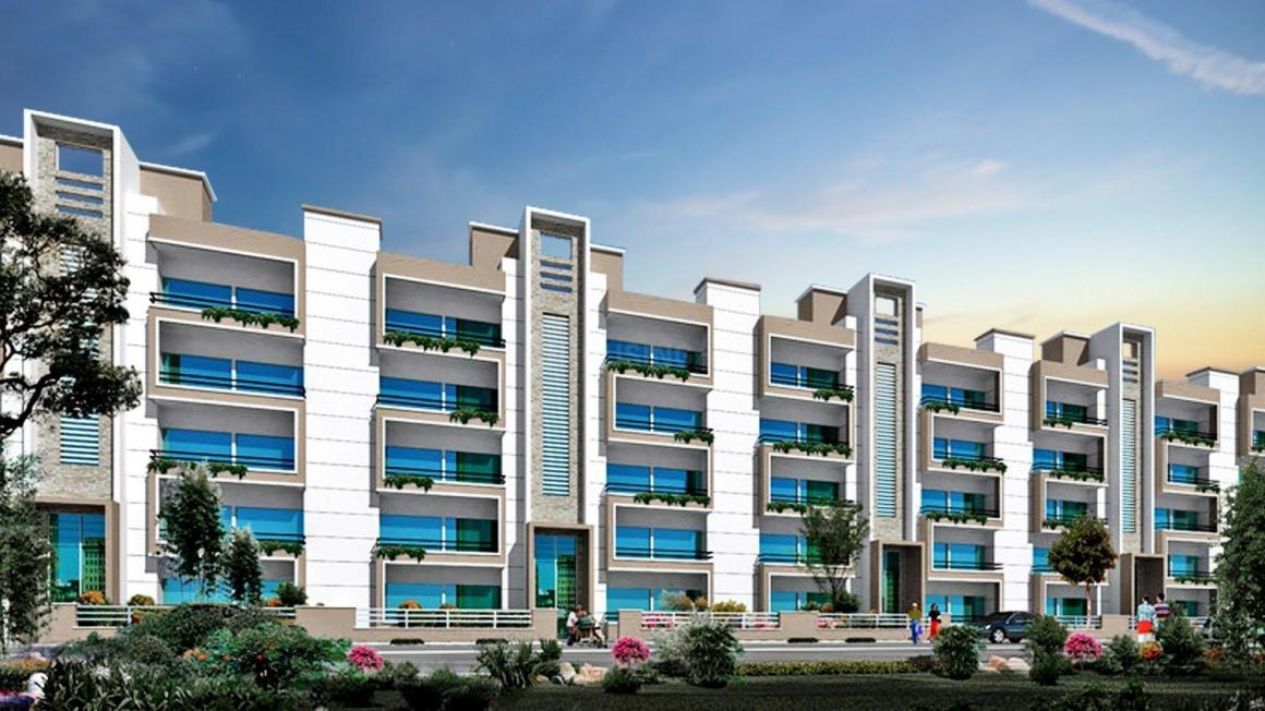 Amrapali Silicon City Floor Plan Striking Home