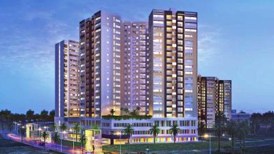 Gallery Cover Image of 1000 Sq.ft 2 BHK Apartment for buy in Godrej Azure, Padur for 5500000