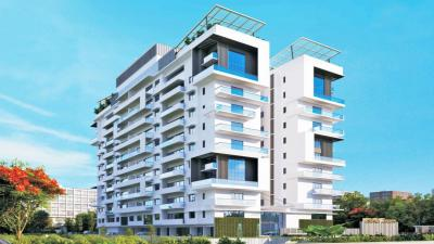 Gallery Cover Image of 1850 Sq.ft 3 BHK Apartment for rent in Axis Estrella Terraces, Hulimavu for 30000