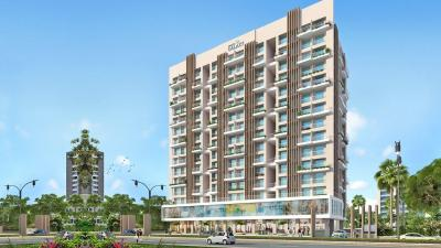 Gallery Cover Image of 605 Sq.ft 1 BHK Apartment for rent in Ornate Galaxy Phase I, Naigaon East for 7000