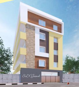Gallery Cover Image of 1050 Sq.ft 2 BHK Apartment for buy in SLV Grand, J P Nagar 8th Phase for 4830000
