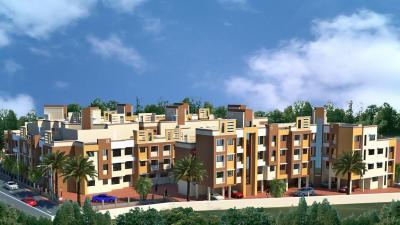 HGL Nand Dham Complex