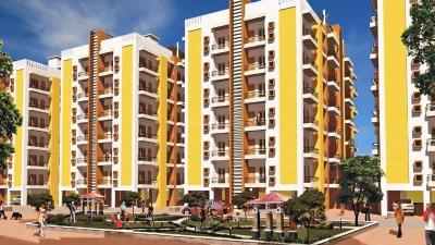 Gallery Cover Image of 1200 Sq.ft 3 BHK Apartment for buy in Shaligram Rudraksh Park, Bawaria Kalan for 4000000