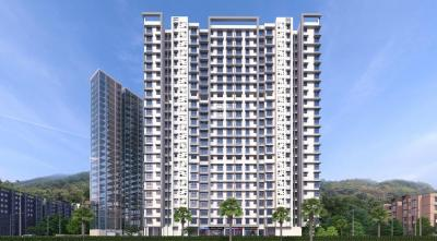Gallery Cover Image of 462 Sq.ft 1 BHK Apartment for buy in Parijat Hill View, Borivali East for 8150000