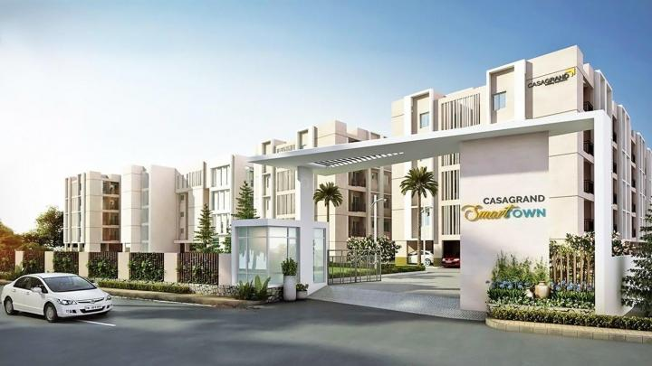Gallery Cover Pic of Casagrand Smart Town