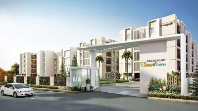 Gallery Cover Image of 569 Sq.ft 1 BHK Apartment for buy in Casagrand Smart Town, Semmancheri for 1764000