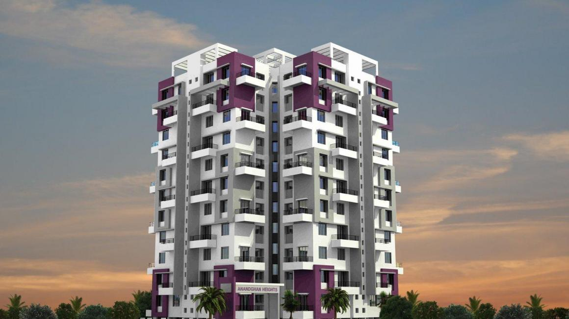 Gallery Cover Pic of Sai Srushti Anandghan Heights