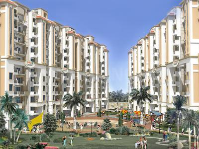 Gallery Cover Image of 850 Sq.ft 2 BHK Apartment for rent in Avalon Residency Phase-1, Milakpur Goojar for 6000