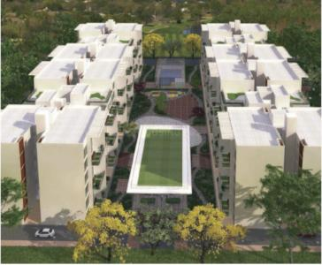 Gallery Cover Pic of Shriram Chirping Woods Tower 5