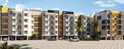 Gallery Cover Image of 1181 Sq.ft 3 BHK Apartment for rent in Oxygen, Perumbakkam for 16500
