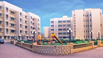Gallery Cover Image of 1130 Sq.ft 3 BHK Apartment for rent in Evershine City, Vasai East for 15000