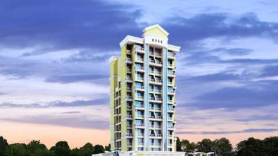 Gallery Cover Image of 650 Sq.ft 1 BHK Apartment for rent in Galaxy Krishna Tower, Ulwe for 8000