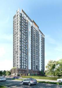 Gallery Cover Image of 450 Sq.ft 1 BHK Apartment for buy in Gharkul Developers Gravity Phase I, Bhandup East for 7000000