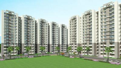 Gallery Cover Image of 485 Sq.ft 1 BHK Apartment for rent in Krish City Heights, Tapukara for 3500