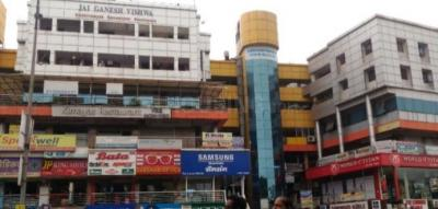 Gallery Cover Image of 500 Sq.ft 1 BHK Apartment for rent in Jay Ganesh Vishwa Complex, Vishrantwadi for 10500