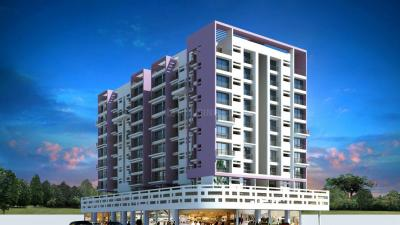 Gallery Cover Image of 1240 Sq.ft 2 BHK Apartment for buy in Neelkanth Exotica, Ulwe for 9100000