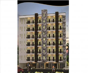 Gallery Cover Image of 1600 Sq.ft 3 BHK Apartment for buy in Magic V Heights, Sector 44 for 4300000