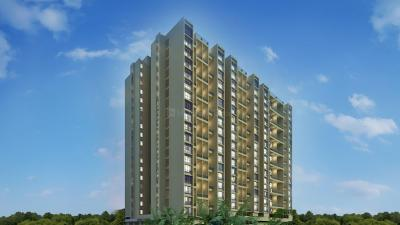 Gallery Cover Image of 1220 Sq.ft 2 BHK Apartment for rent in Goel Ganga Ganga Platino Building P Q R, Kharadi for 27500