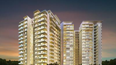 Gallery Cover Image of 808 Sq.ft 1 BHK Apartment for buy in Godrej United, Hoodi for 9300000