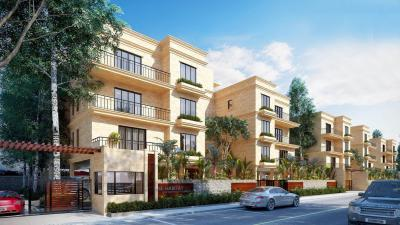 Gallery Cover Image of 800 Sq.ft 1 BHK Apartment for buy in Newgrowth The Habitat, Sector 99 for 2800000