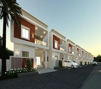 Gallery Cover Image of 2250 Sq.ft 3 BHK Villa for buy in Urban Orchids, Bahadurpally for 14000000