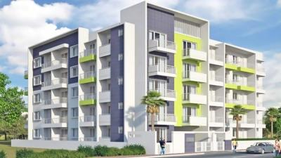 Gallery Cover Image of 1110 Sq.ft 2 BHK Apartment for rent in Srinidhi Greens, Gunjur for 16000