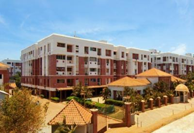 Gallery Cover Image of 1475 Sq.ft 3 BHK Apartment for rent in TVH Park Villa, Thoraipakkam for 25000