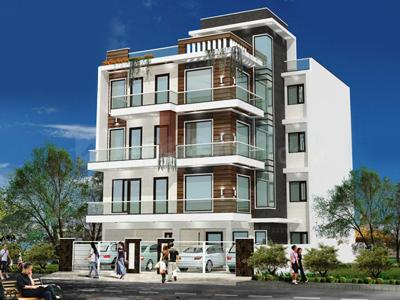 Gallery Cover Pic of Bhatia Apartment