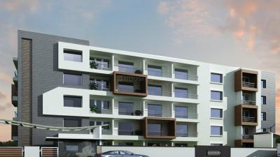 Gallery Cover Image of 1383 Sq.ft 2 BHK Apartment for buy in MSR Daffodils, GB Palya for 6900000