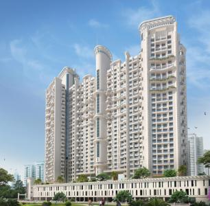 Gallery Cover Image of 1340 Sq.ft 2 BHK Apartment for buy in Mohan Altezza, Kalyan West for 13000000
