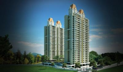 Gallery Cover Image of 1457 Sq.ft 3 BHK Apartment for buy in Larkins Pride Palms, Thane West for 14200000