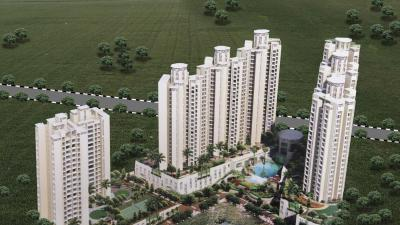 Gallery Cover Image of 695 Sq.ft 1 BHK Apartment for rent in Bharat Ecovistas, Shilphata for 14000