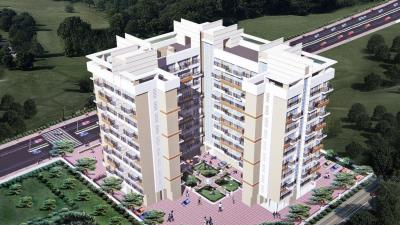 Gallery Cover Image of 2000 Sq.ft 3 BHK Apartment for rent in Crystal Orange Heights, Nalasopara West for 33000
