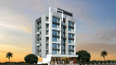 Gallery Cover Image of 650 Sq.ft 1 BHK Apartment for buy in KK Emerald, Ulwe for 4400000