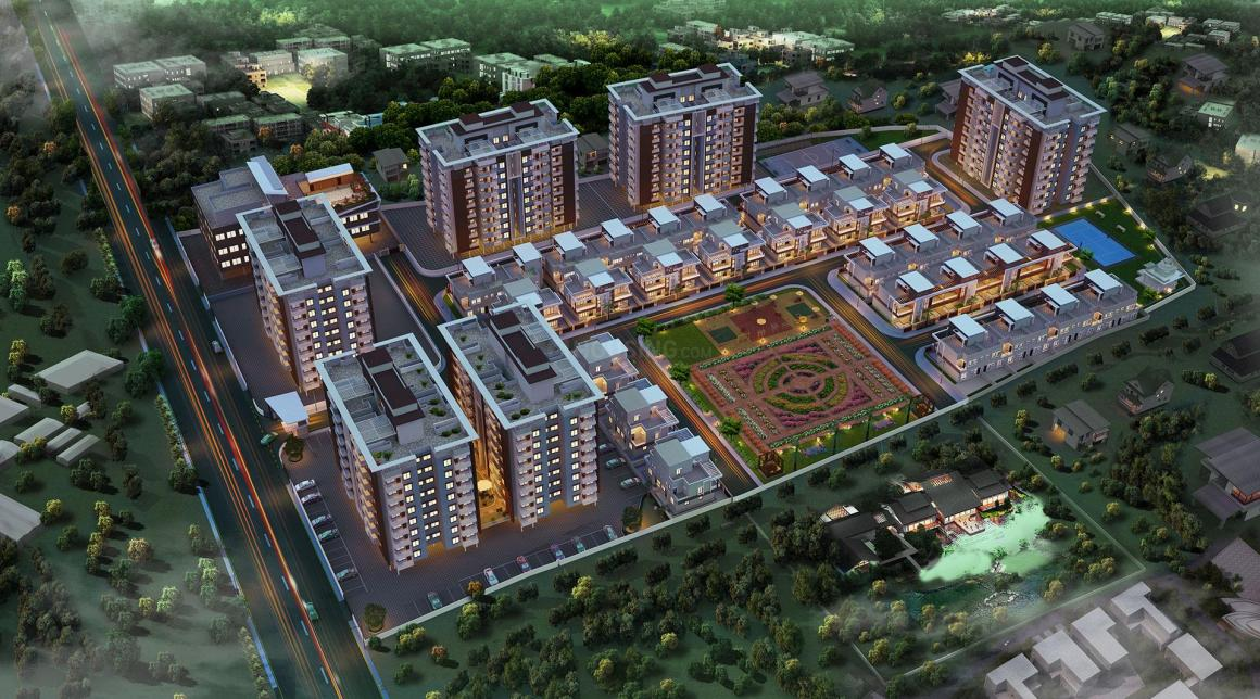Gallery Cover Pic of Himalaya Sunshine Apartment II